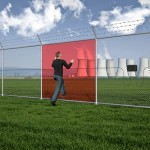 Micro Point Fence System