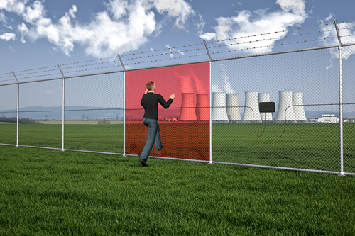 Fence Alarm System