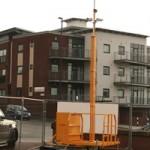 3G CCTV Camera Tower