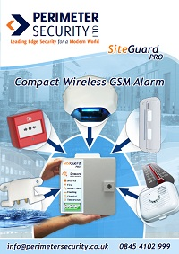 Site Guard Pro | wireless site alarm